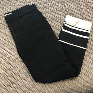 GAP slimmed crop pants, size 00